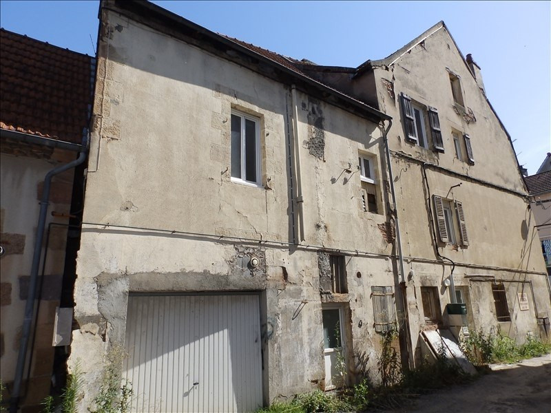 Vente immeuble Moulins 65 500€ - Photo 1