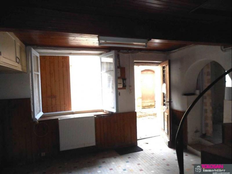 Vente maison / villa Villefranche de lauragais secteur 76000€ - Photo 4