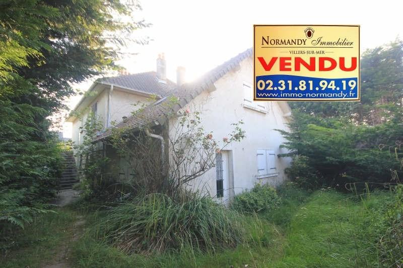 Sale house / villa Villers sur mer 243800€ - Picture 1