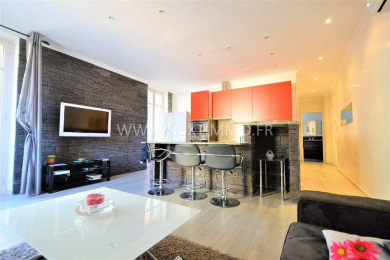Vente appartement Menton 318000€ - Photo 1