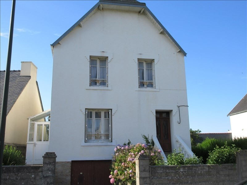 Vente maison / villa Pont-croix 89 250€ - Photo 1