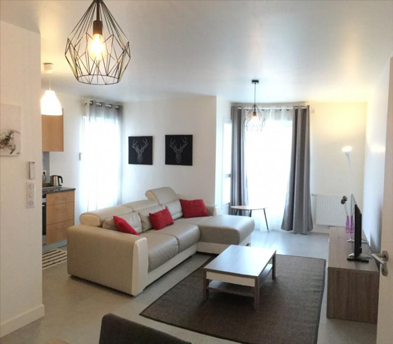 Rental apartment Fontainebleau 980€ CC - Picture 2