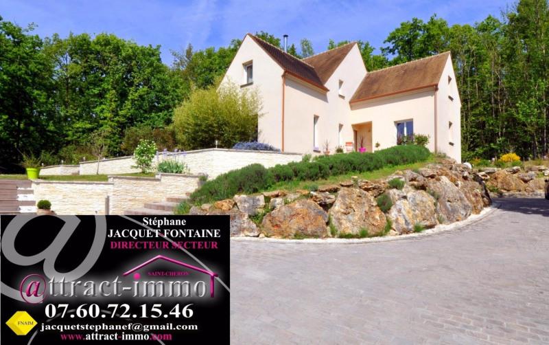 Vente maison / villa St maurice montcouronne 620000€ - Photo 1