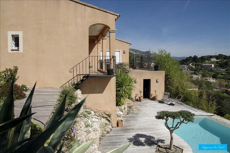 Vente de prestige maison / villa Roquevaire 735000€ - Photo 3