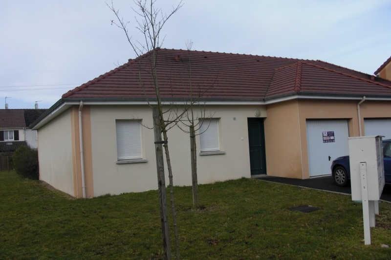 Vente maison / villa Chatellerault 125000€ - Photo 2