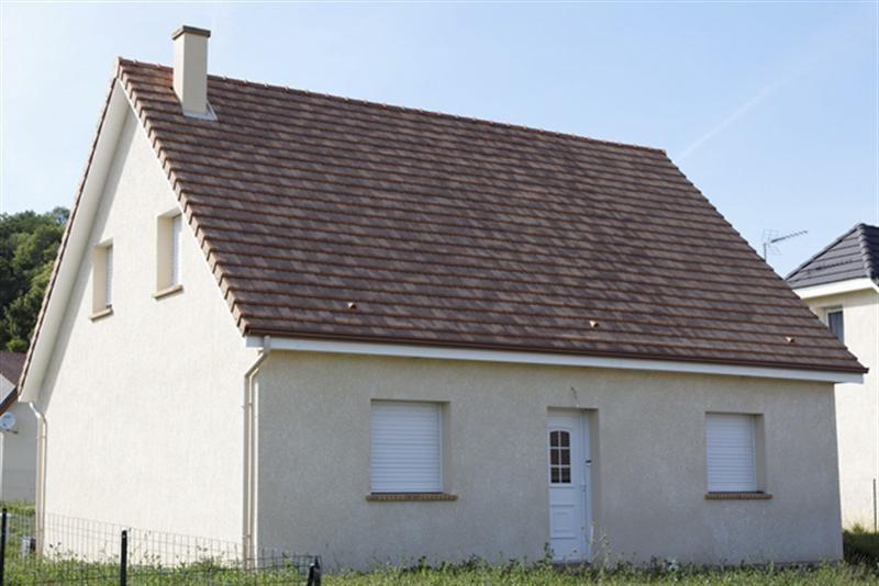 Maison  5 pièces + Terrain 1000 m² Saint Léonard (76400) par EXTRACO CREATION