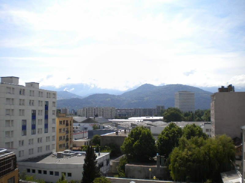 Vente appartement Grenoble 80 000€ - Photo 4