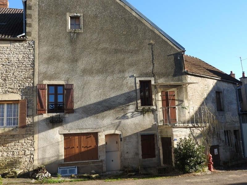 Vente maison / villa Entre chatillon- montbard 31900€ - Photo 1