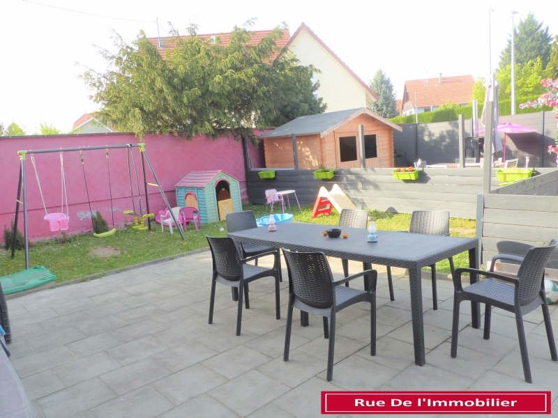 Sale apartment Wittersheim 190 500€ - Picture 4