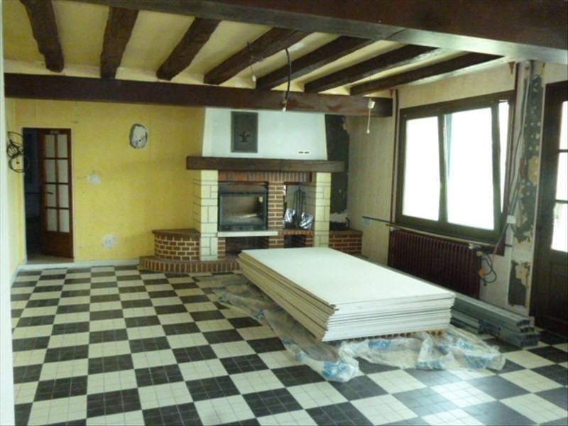 Vente maison / villa Villechauve 113000€ - Photo 4