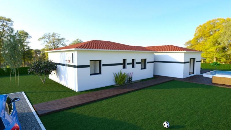 """Modèle de maison  """"Maison Le Taillan 6 pièces"""" à partir de 6 pièces Gironde par ALAIN PIERRE CONSTRUCTIONS"""
