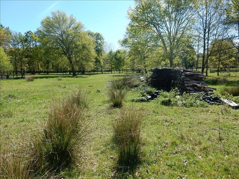 Vente terrain Roaillan 60500€ - Photo 1