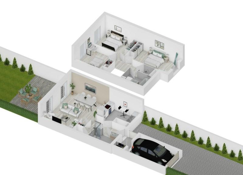 Investissement Maison / Villa 89m² Serris