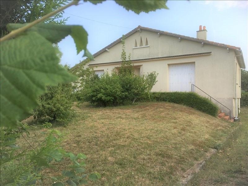 Vente maison / villa St julien l ars 137200€ - Photo 1