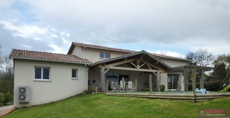 Vente de prestige maison / villa Montgiscard coteaux 486000€ - Photo 7