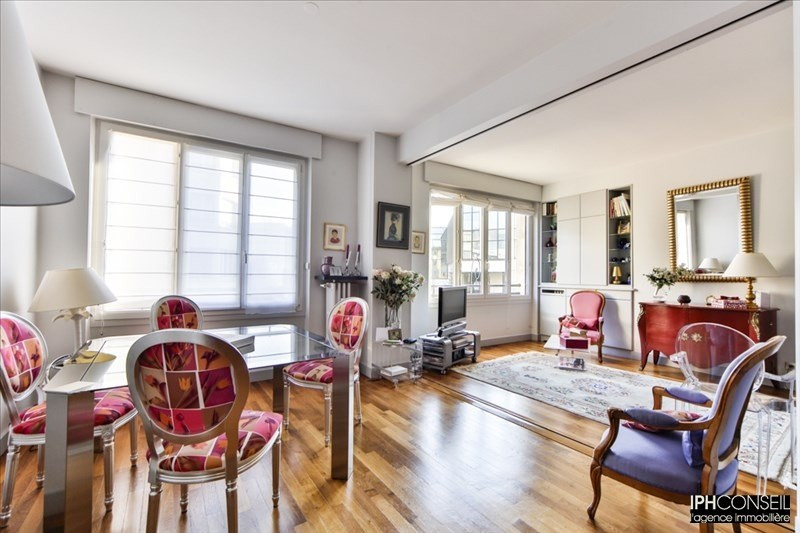 Vente appartement Neuilly sur seine 650 000€ - Photo 1