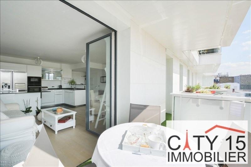 Immobile residenziali di prestigio appartamento Paris 15ème 1160000€ - Fotografia 10