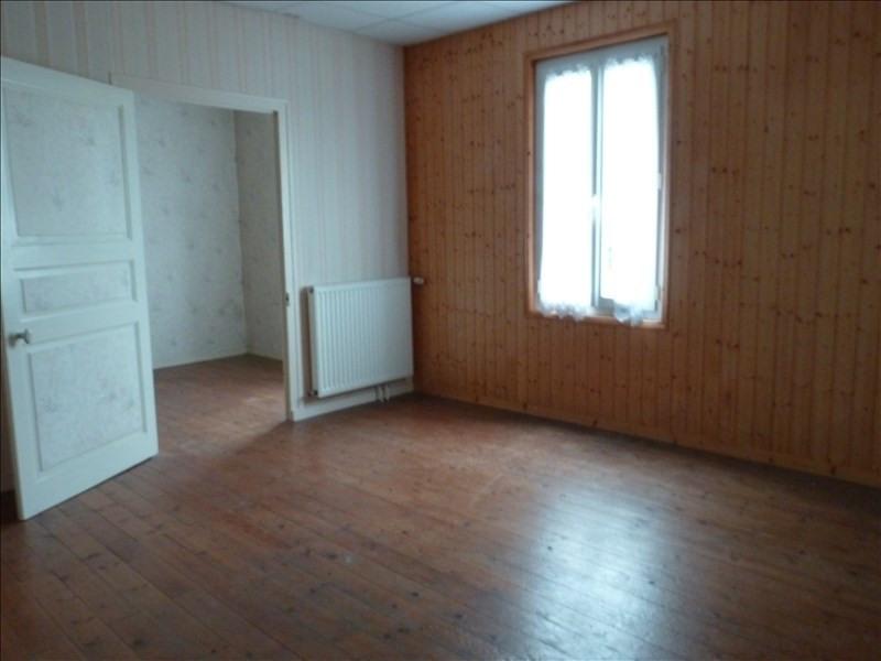 Sale house / villa St martin des noyers 66500€ - Picture 1