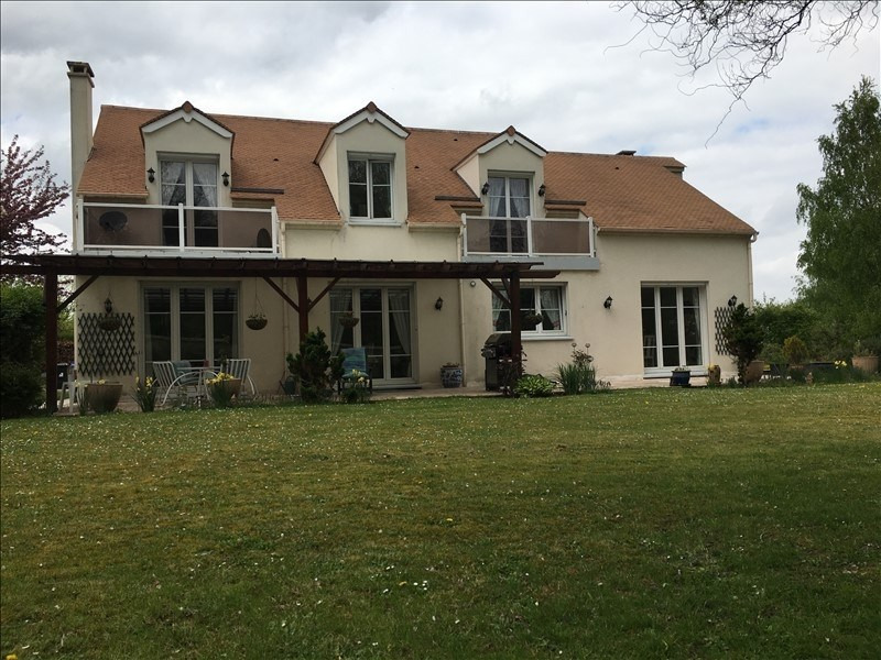 Deluxe sale house / villa Chambourcy 1 144 000€ - Picture 9