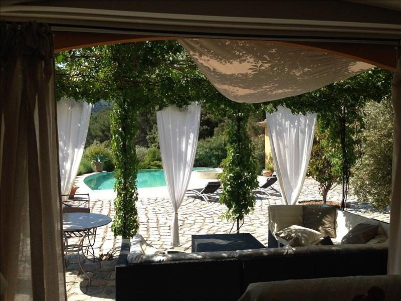 Vente de prestige maison / villa St marc jaumegarde 1295000€ - Photo 8