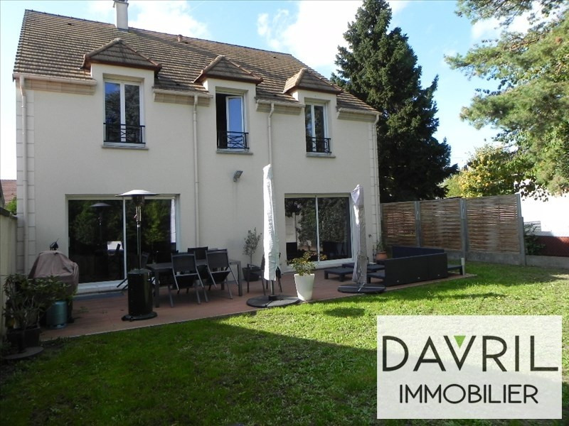 Sale house / villa Conflans ste honorine 600 000€ - Picture 1