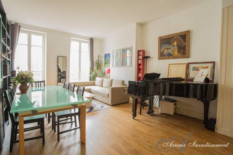 Vente de prestige appartement Lyon 2ème 585000€ - Photo 1