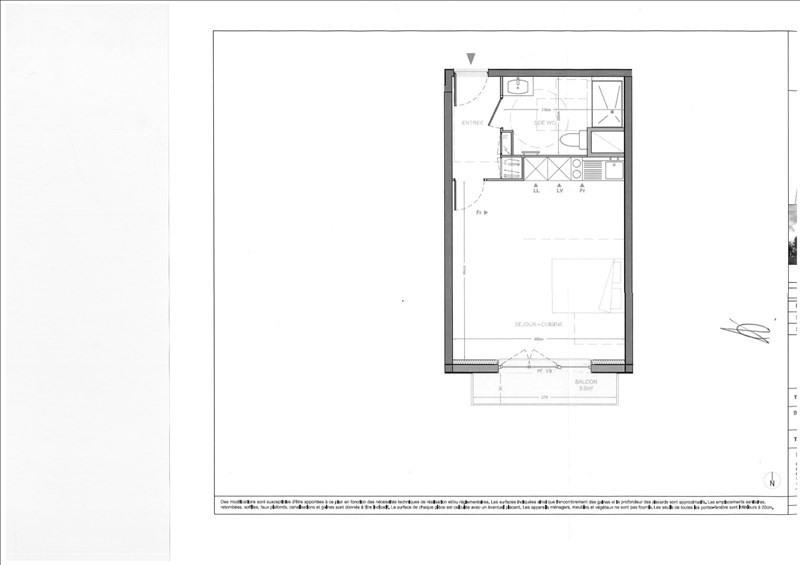 Vente appartement Plaisir 157000€ - Photo 3