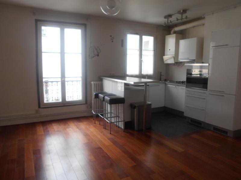 Location appartement Paris 10ème 1150€ CC - Photo 5