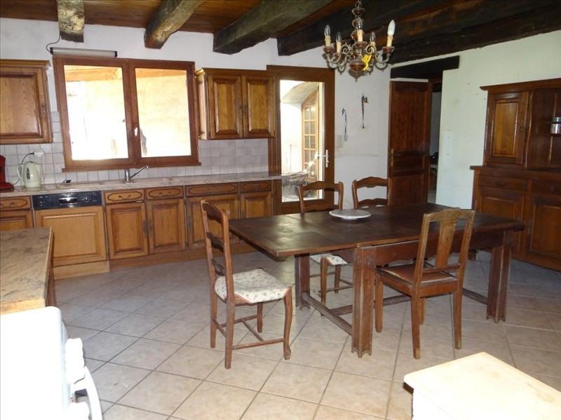 Vente maison / villa Beruges 249000€ -  6
