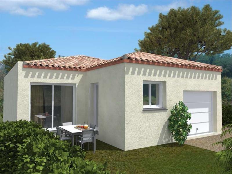 Maison  4 pièces + Terrain 350 m² Sallèles-d'Aude par Domitia Construction