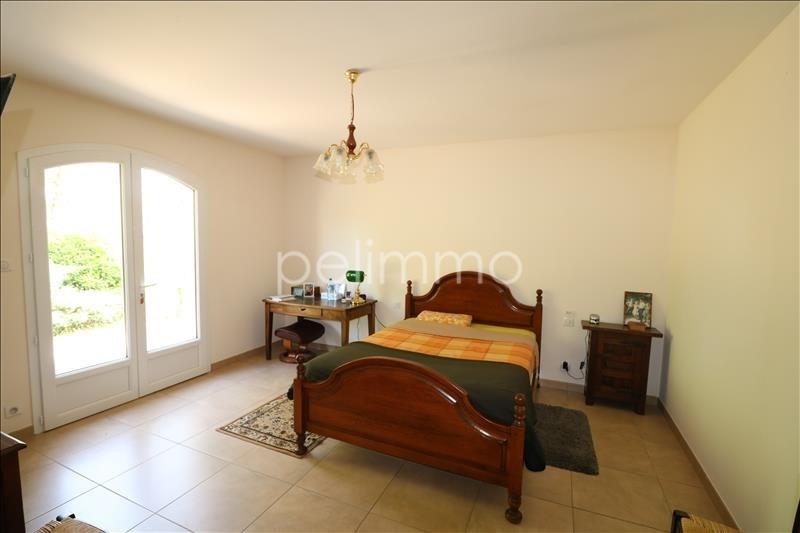 Vente de prestige maison / villa Cornillon confoux 625000€ - Photo 6