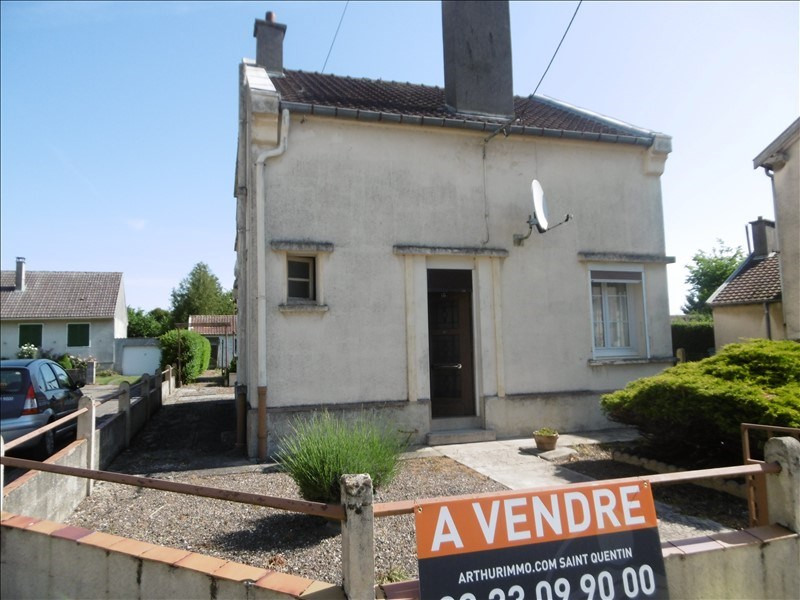 Sale house / villa Moy de l'aisne 75300€ - Picture 1