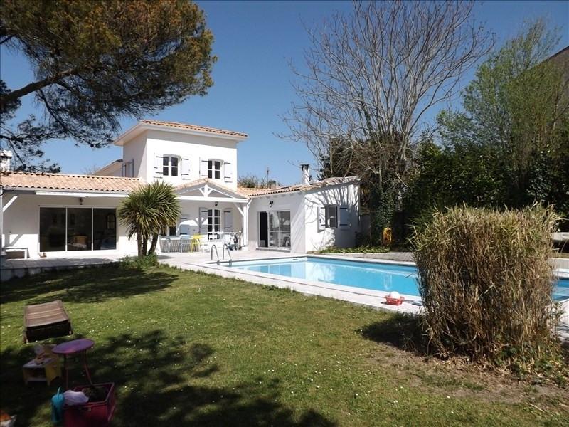 Vente de prestige maison / villa Vaux sur mer 900000€ - Photo 1