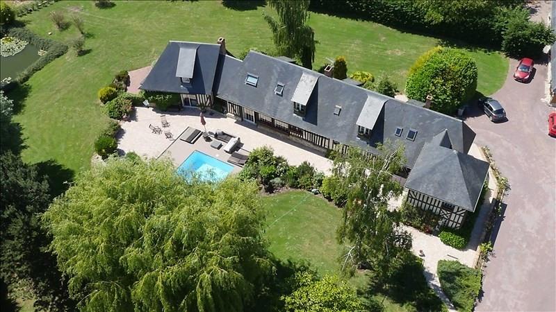 Vente de prestige maison / villa Houlgate 990000€ - Photo 1