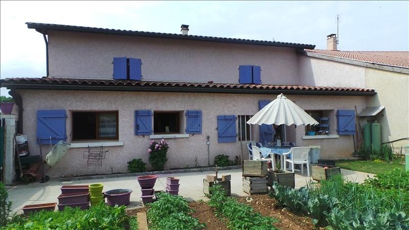 Vente maison / villa St vulbas 259000€ - Photo 1
