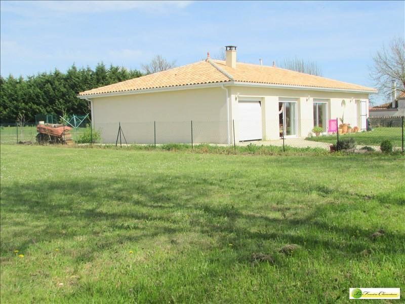 Vente maison / villa Ranville breuillaud 168000€ - Photo 1