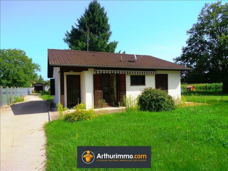 Vente maison / villa Morestel 169000€ - Photo 1
