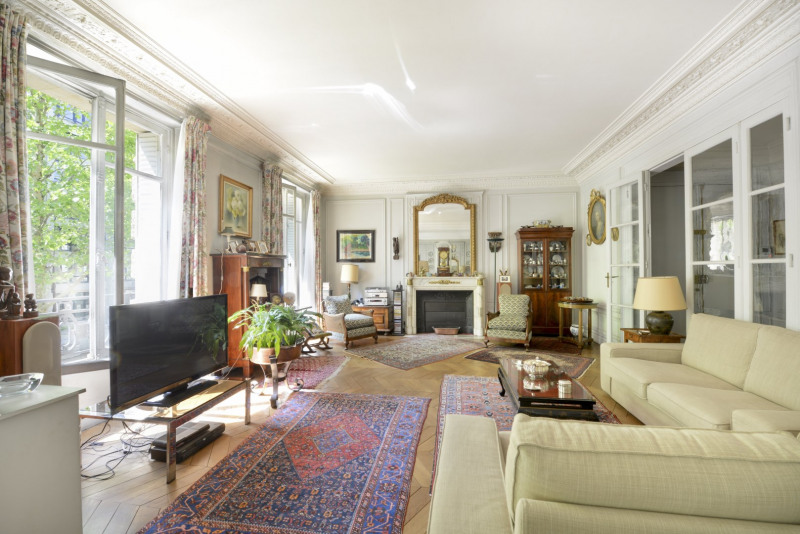 Deluxe sale apartment Neuilly-sur-seine 1900000€ - Picture 5