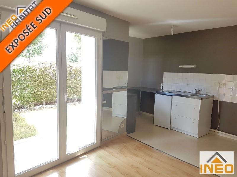 Vente appartement Betton 112350€ - Photo 1