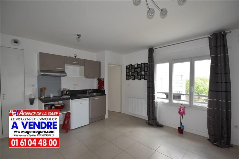 Vente appartement Sartrouville 149000€ - Photo 2