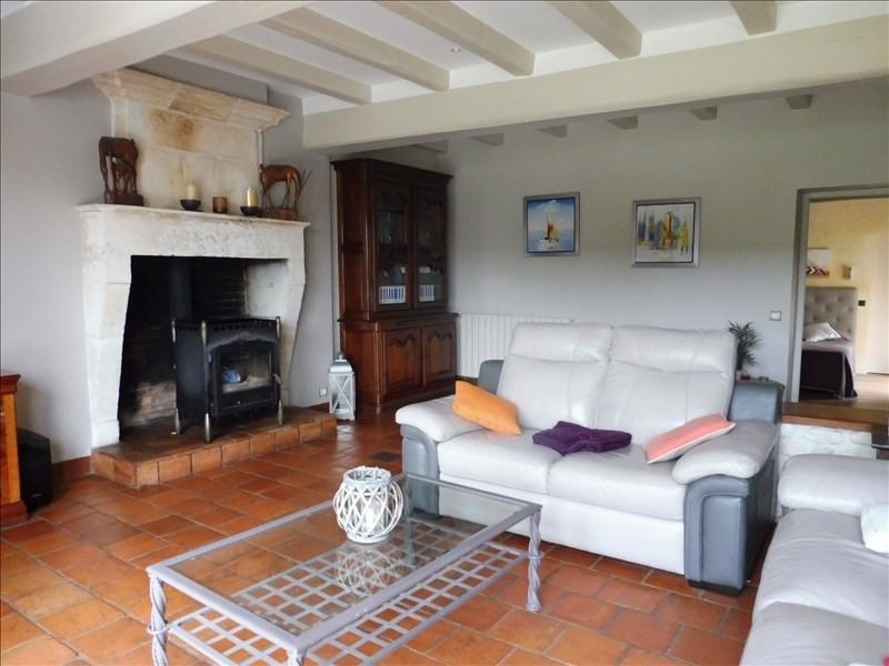 Sale house / villa 12 mn sud cognac 310300€ - Picture 3