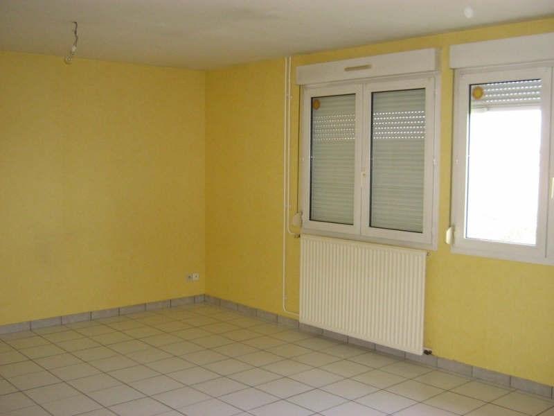 Rental apartment Varennes vauzelles 515€ CC - Picture 1