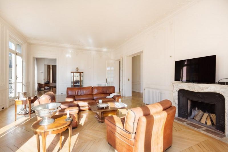 Revenda residencial de prestígio apartamento Paris 16ème 7480000€ - Fotografia 2