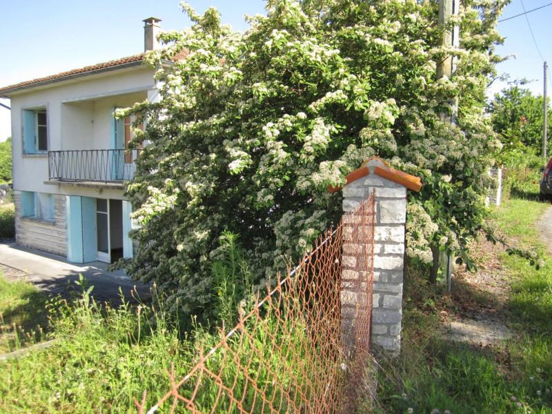 Vente maison / villa Barbezieux saint-hilaire 115000€ - Photo 6