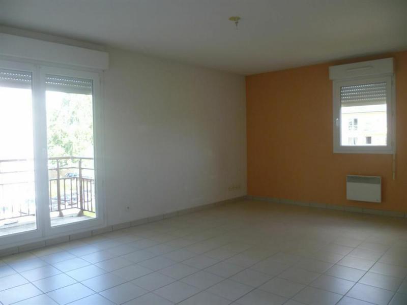 Vente appartement Lisieux 99000€ - Photo 1