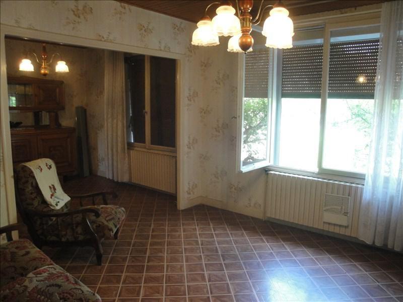 Venta  casa Mandeure 109000€ - Fotografía 4