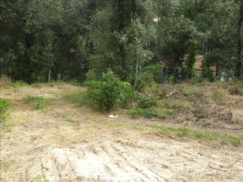 Vente terrain Meschers sur gironde 101750€ - Photo 2