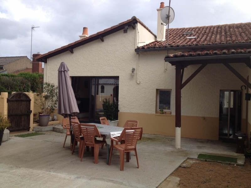 Vente maison / villa Le fief sauvin 90000€ - Photo 1