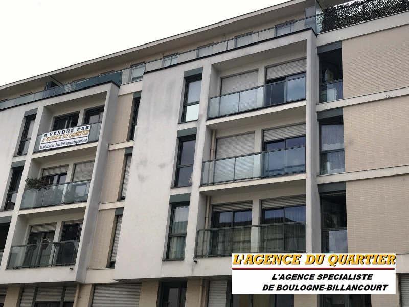 Vente appartement Boulogne billancourt 417000€ - Photo 2