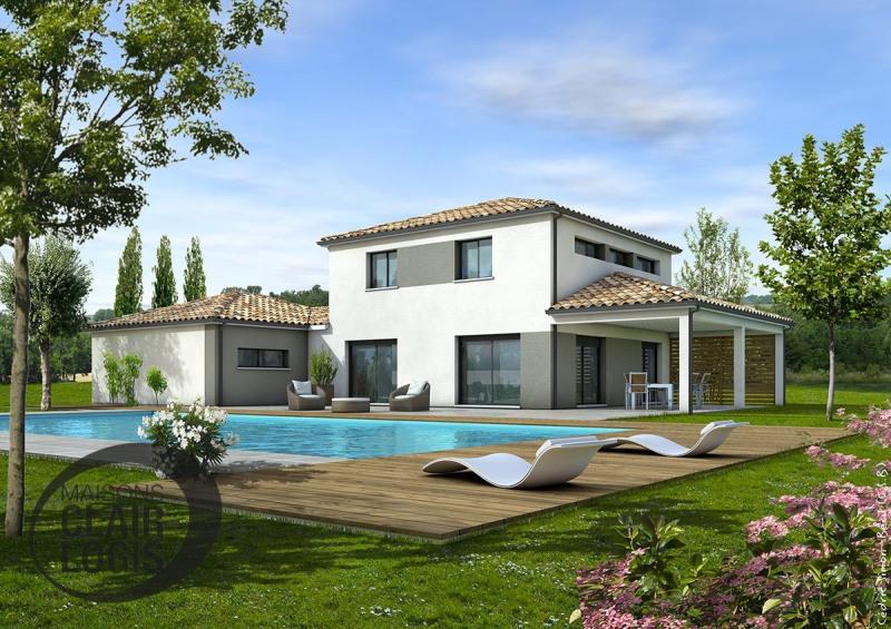 Maison  6 pièces + Terrain 800 m² Montferrier-sur-Lez par MAISONS CLAIR LOGIS Montpellier